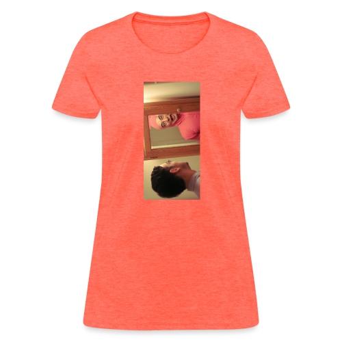pinkiphone5 - Women's T-Shirt