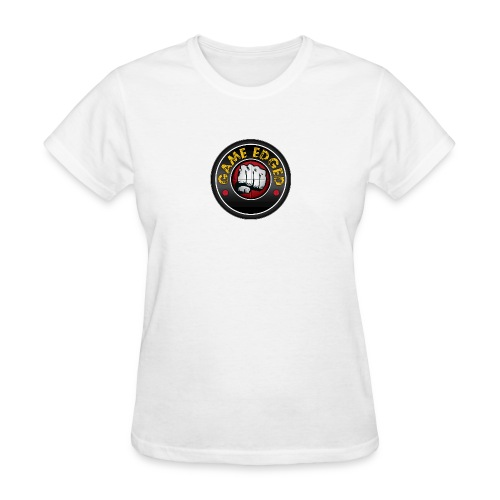 Men's Game Edged Logo Tshirt with So Be It On the - Women's T-Shirt