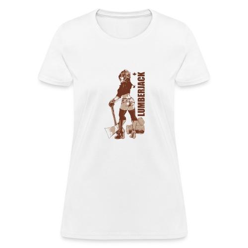 Lumberjack - Women's T-Shirt