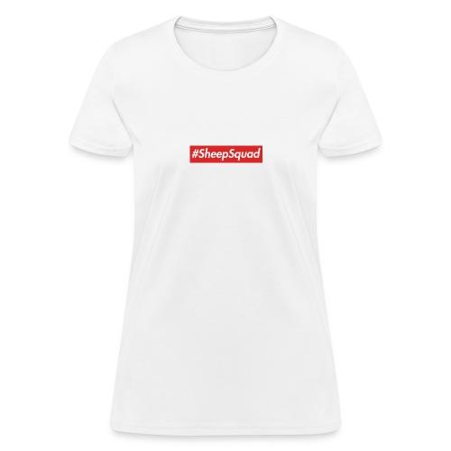 sheepsquad - Women's T-Shirt