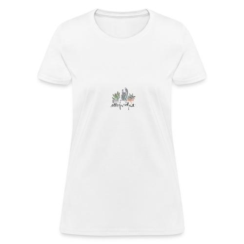 succulents - Women's T-Shirt