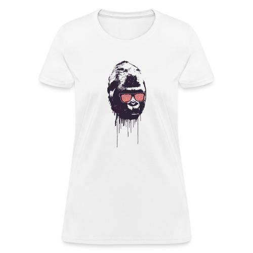 xray gorilla - Women's T-Shirt