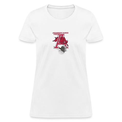 HAMMER DOWN - Women's T-Shirt