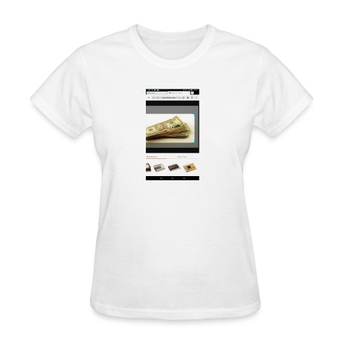 Screenshot 2018 08 14 10 23 38 - Women's T-Shirt