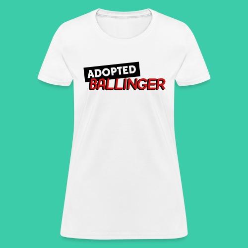 adopted2 shirt - Women's T-Shirt