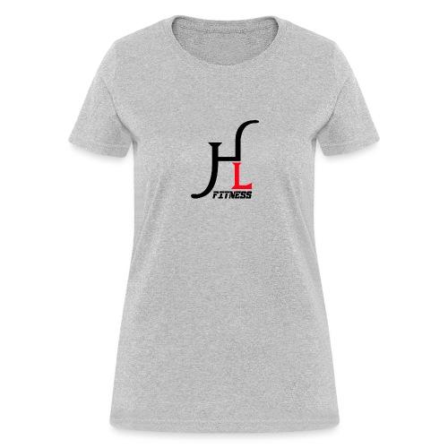 HIIT Life Logo Red - Women's T-Shirt