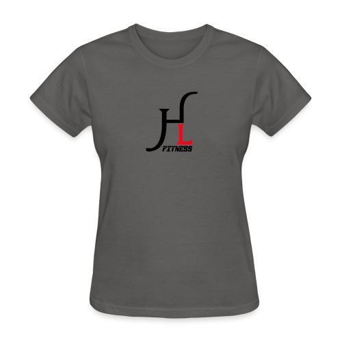 HIIT Life Logo Red - Women's T-Shirt