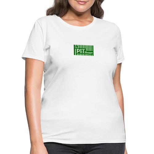 The Pot Shoppe Logo - Women's T-Shirt