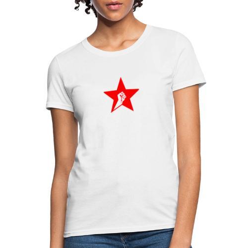 Solidarity Fist - Women's T-Shirt