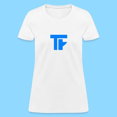 Team Friction Logo - Women's T-Shirt