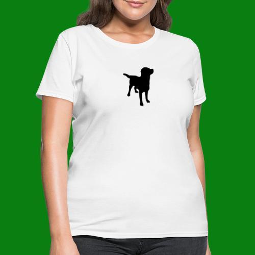 Women's T-Shirt - Dog,cute,funny