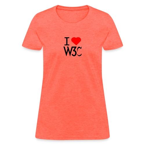 w3c - Women's T-Shirt