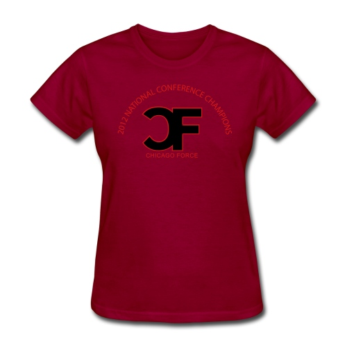 CF Conference Champions - Women's T-Shirt