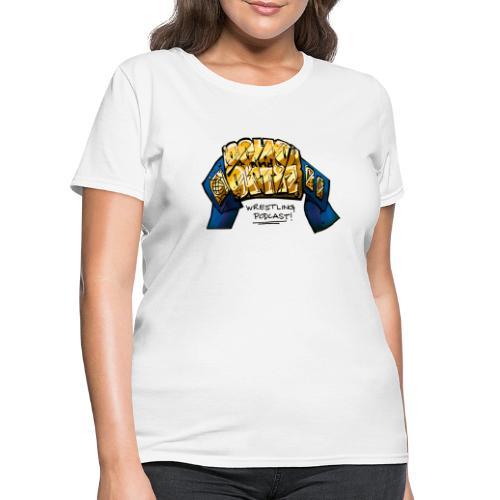 trnsprncyFINAL OCHOBELTlogo300dpi png - Women's T-Shirt