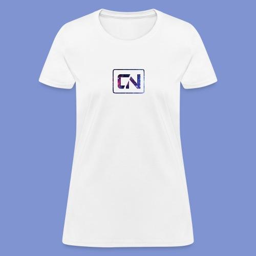 CatNip logo - Women's T-Shirt