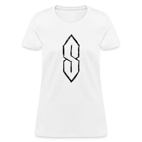 Cool S, Super S - School Tag/Graffiti - Women's T-Shirt