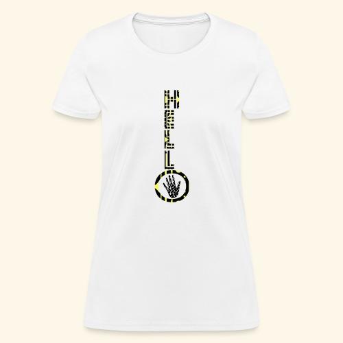 Hello Key - Women's T-Shirt