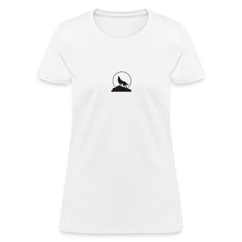 Wolf pp - Women's T-Shirt