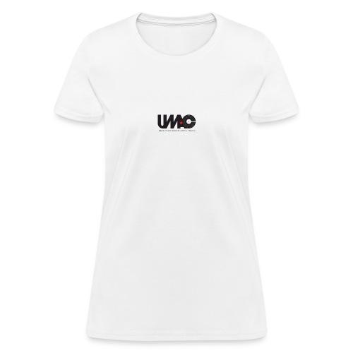 umac logo - Women's T-Shirt