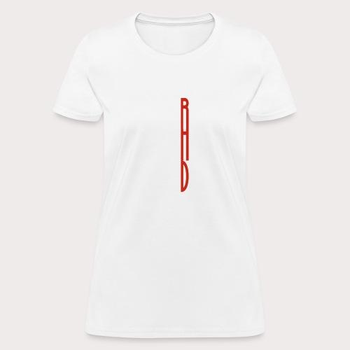 Red Head Designs - Women's T-Shirt