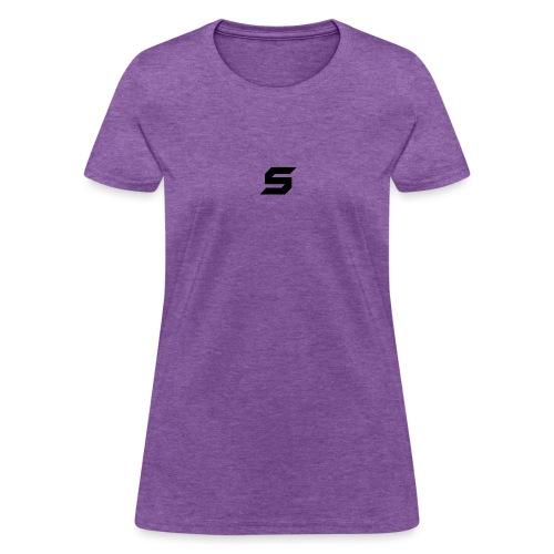 A s to rep my logo - Women's T-Shirt