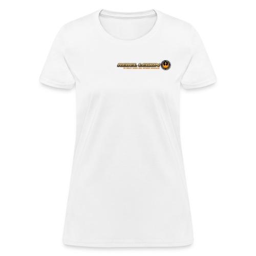 Rebel Legion Header - Women's T-Shirt