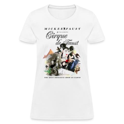 cirque - Women's T-Shirt