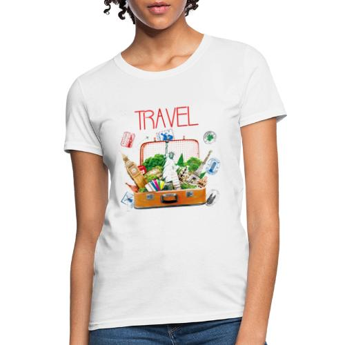TRAVEL T-SHIRT - Women's T-Shirt