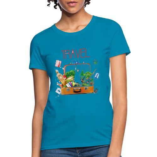 TRAVEL T-SHIRT - Women's T-Shirt