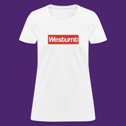 Westurnt (Supreme) - Women's T-Shirt