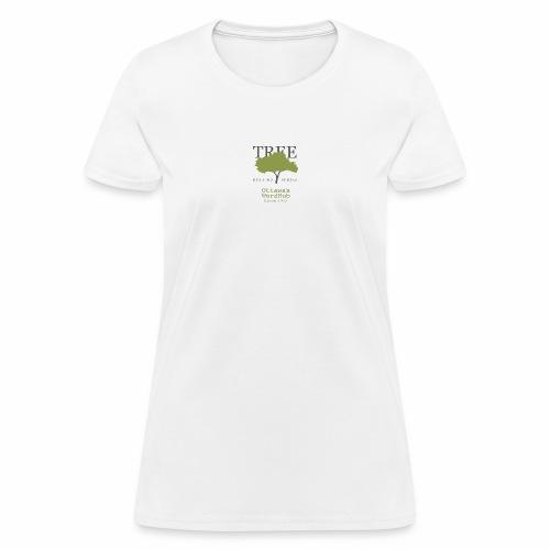Tree Reading Swag - Women's T-Shirt