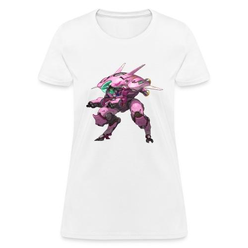 D Vaplate png - Women's T-Shirt
