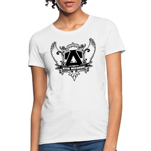 atek logo vent 2 png - Women's T-Shirt