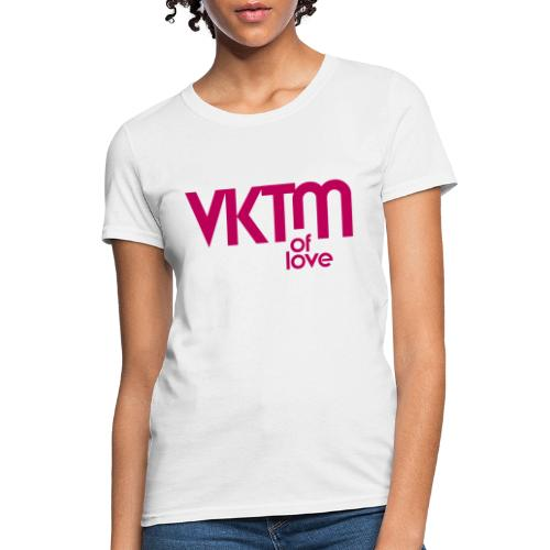 victim of love - Women's T-Shirt