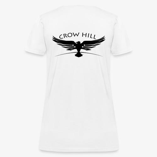 Crow Hill Band Black Logo - Women's T-Shirt