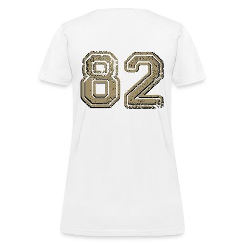 82 vintage - Women's T-Shirt