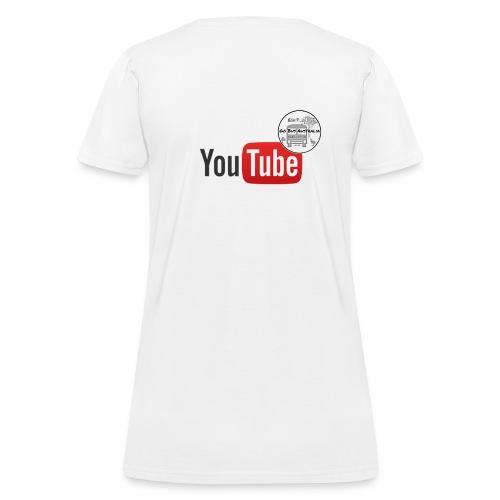 Go Bus Australia - YouTube Range - Women's T-Shirt