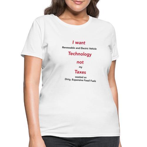 TNT - Women's T-Shirt