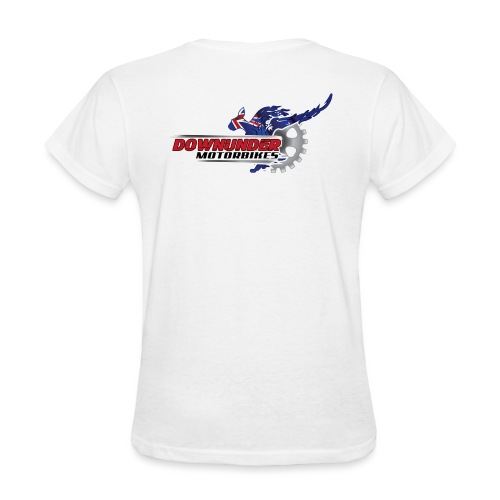 thumbnail DownUnder Motorbikes Logo 02 - Women's T-Shirt