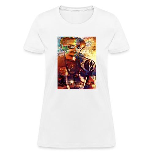 Kfree Signature Soulrmatrix - Women's T-Shirt