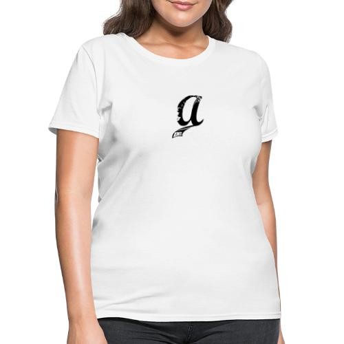 Already & Sleepy Logo Black - Women's T-Shirt