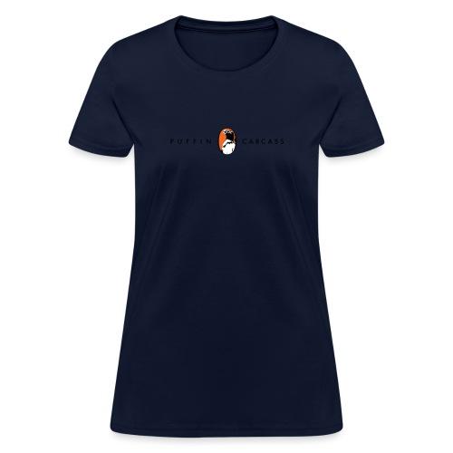 Puffin Carcass Double-Sided Shirt - Women's T-Shirt