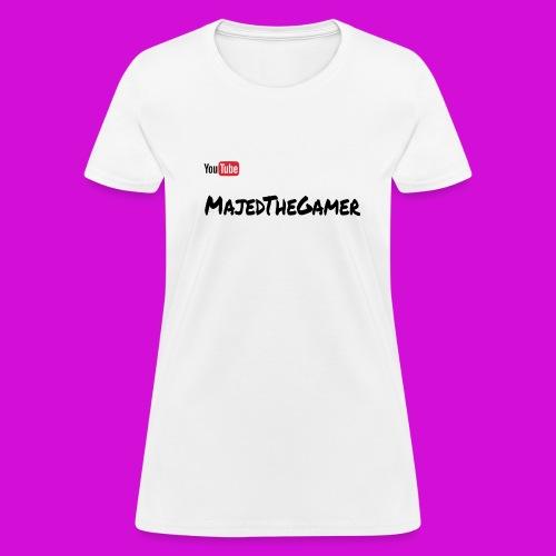 YT MajedTheGamer s Merch - Women's T-Shirt
