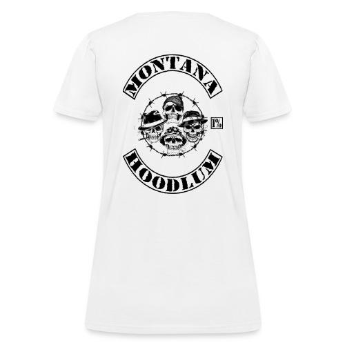 Montana Wear Montana Hoodlum - Women's T-Shirt