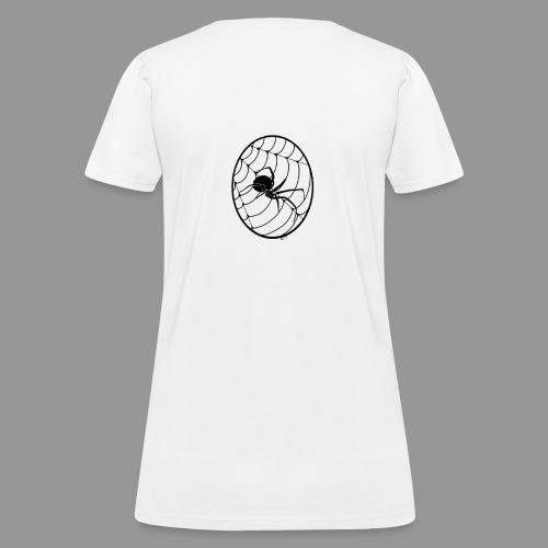 Widows Web - Women's T-Shirt