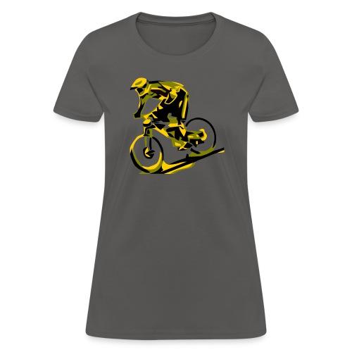 DH Freak - Mountain Bike Hoodie - Women's T-Shirt