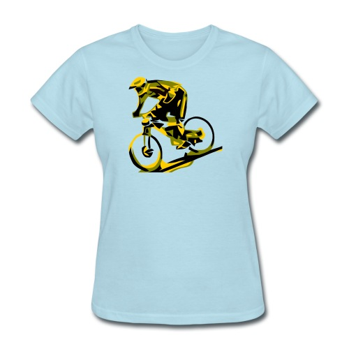DH Freak - Mountain Bike Hoodie - Women's T-Shirt
