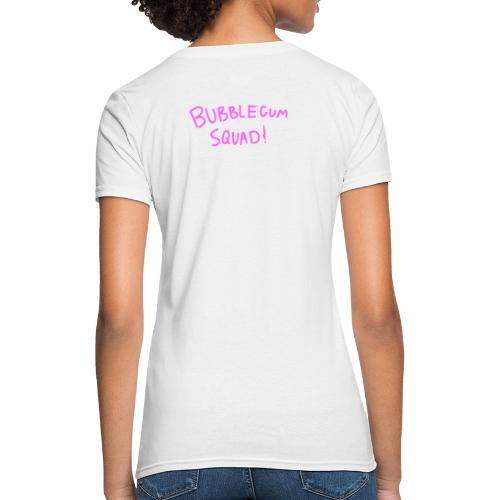 Bubblegum Squad - Women's T-Shirt