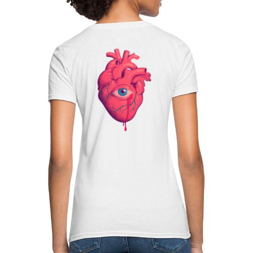EYE HEART - Women's T-Shirt