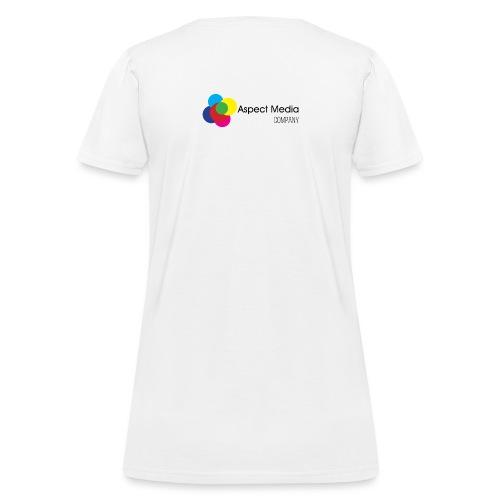 Aspect Media Company - Women's T-Shirt